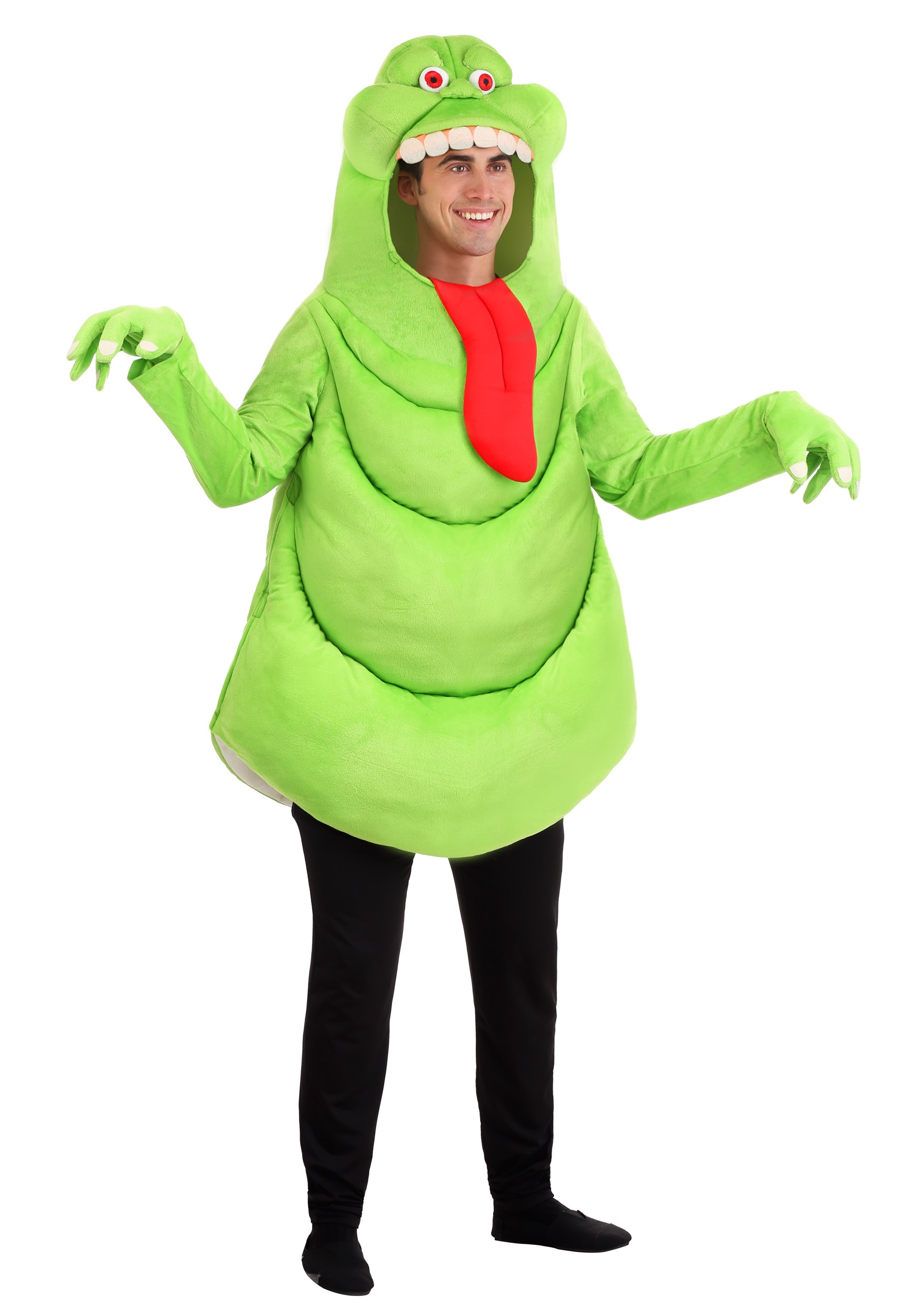 Ghostbusters Adult Slimer Plus Size Costume