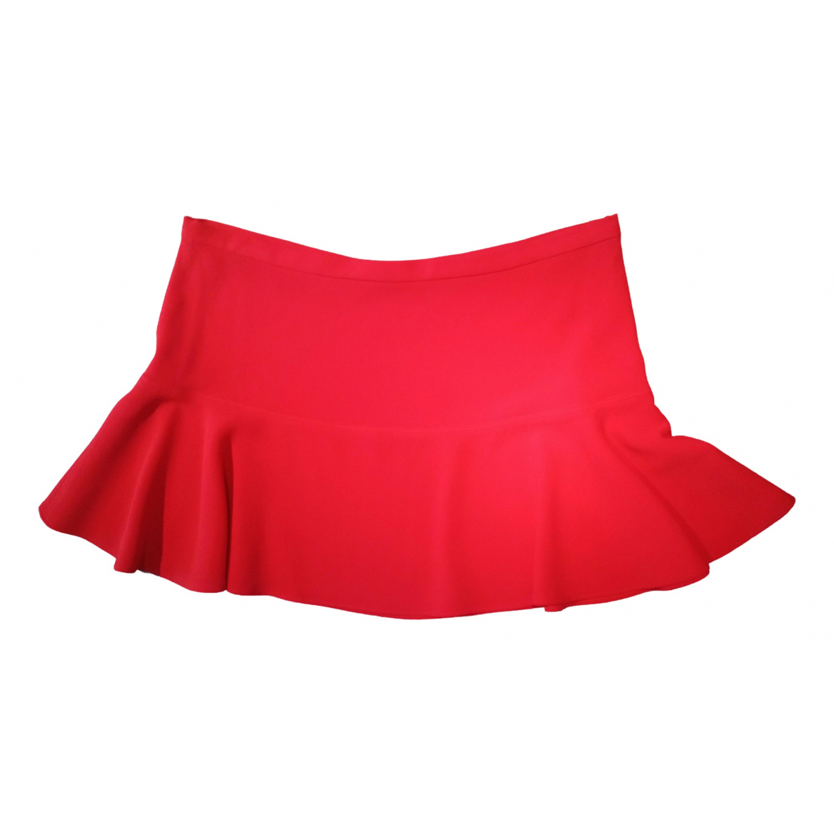 Theory \N Rocke in  Rot Polyester