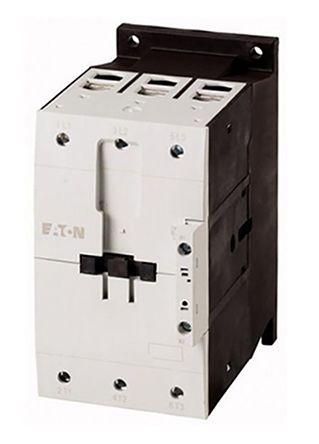 Eaton 3 Pole Contactor - 150 A, 24 V dc Coil, xStart, 3NO, 75 kW
