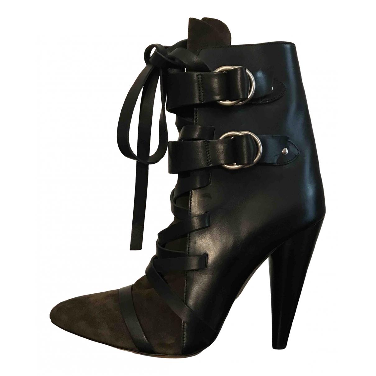 Isabel Marant - Boots   pour femme en cuir