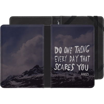 Pocketbook Touch Lux 2 eBook Reader Huelle - Scares You von Leah Flores