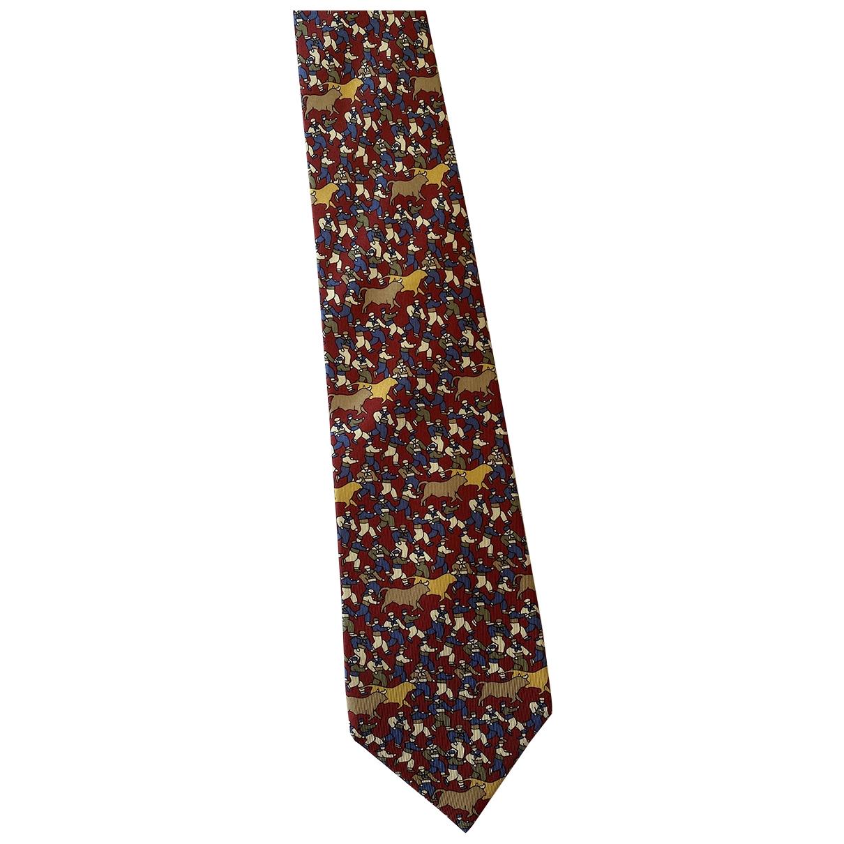 Loewe - Cravates   pour homme en soie