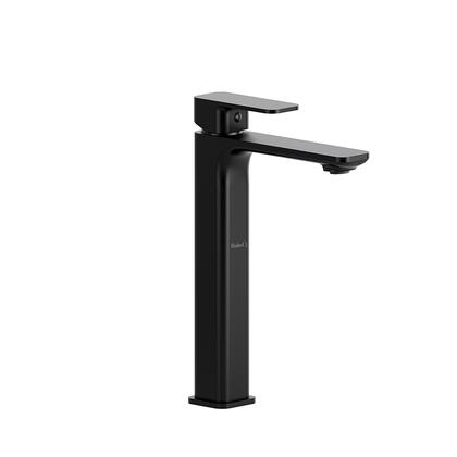 Equinox EQL01BK Single Hole Lavatory Faucet 1.5 GPM  in