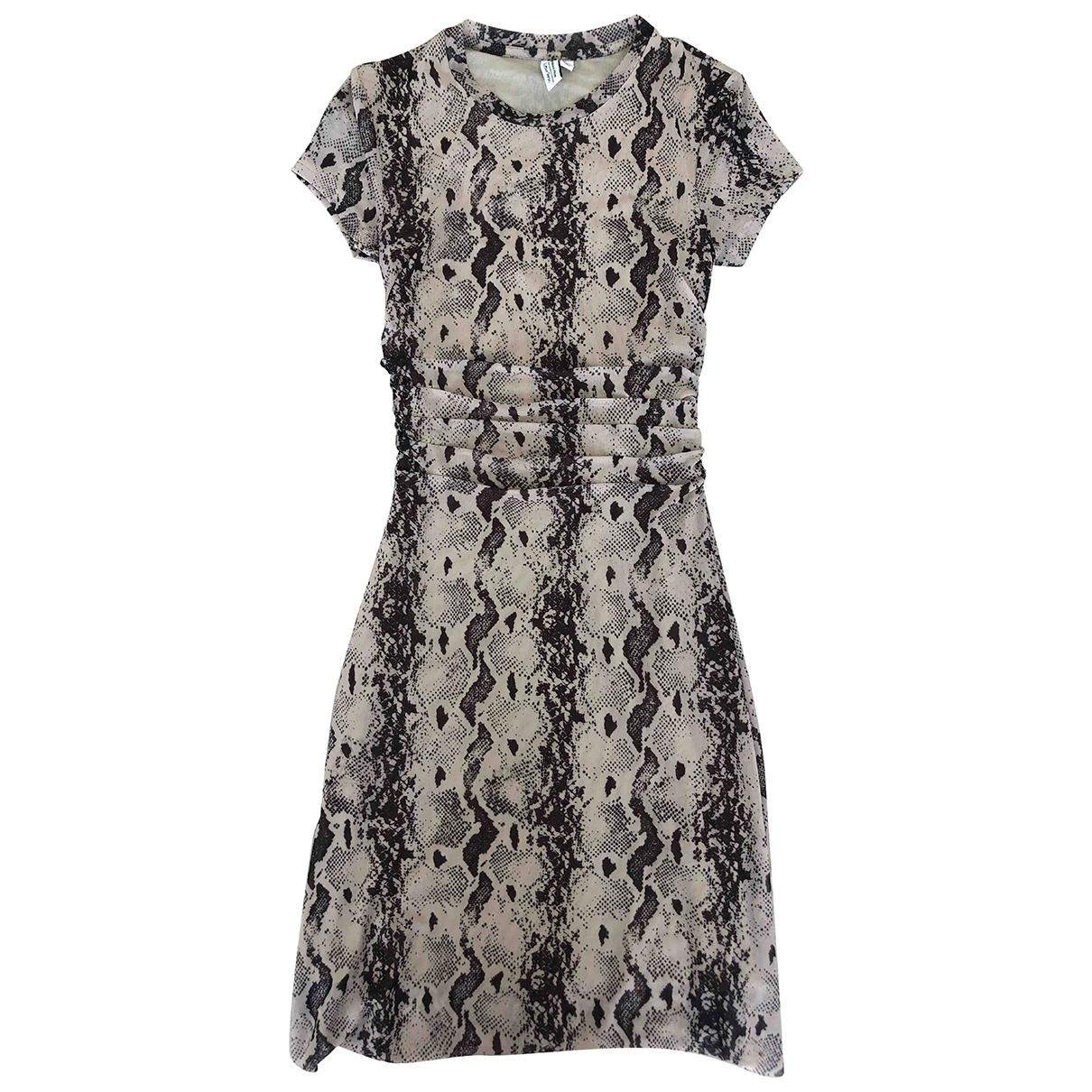 & Stories \N Beige dress for Women 2 US