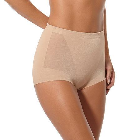 Better U Shapewear Control Brief Firm Control - 77201A, Medium , White