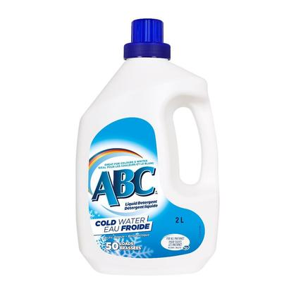 We Remain Open Detergent eaux froide ABC, 2 Litre