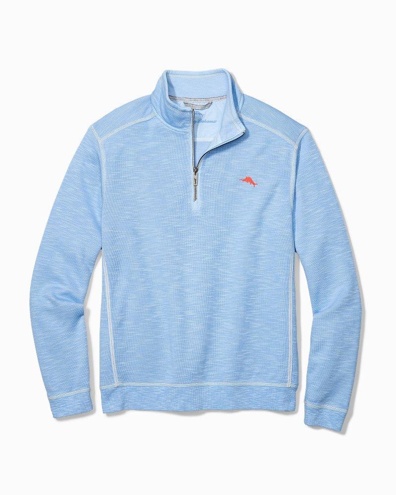 Tobago Bay Half-Zip Sweatshirt