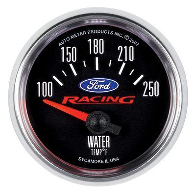 Auto Meter Ford Racing Series Electric Water Temperature Gauge - 880077