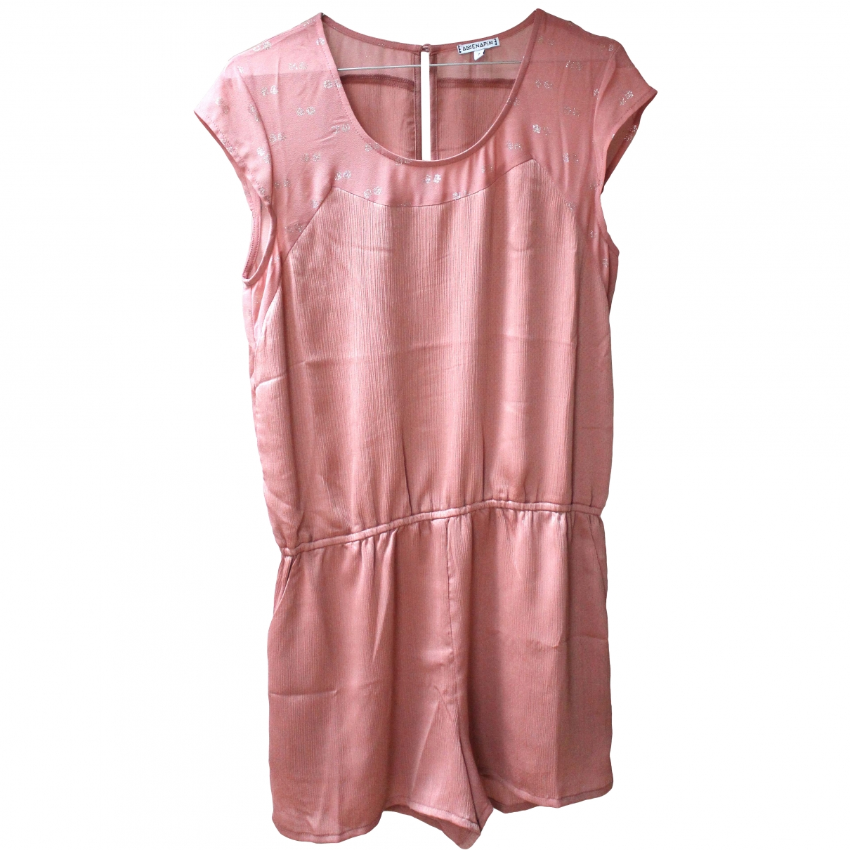 Amenapih \N Pink jumpsuit for Women S International