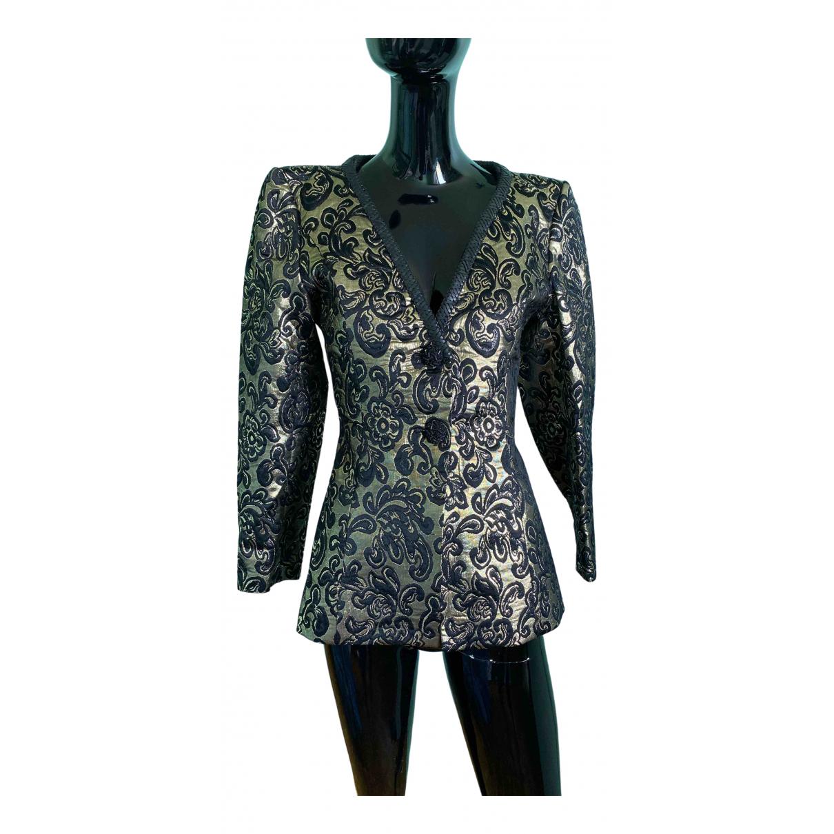Dior - Veste   pour femme - dore