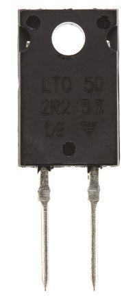 Vishay 1kΩ Thick Film Resistor 50W ±1% LTO050F10000FTE3