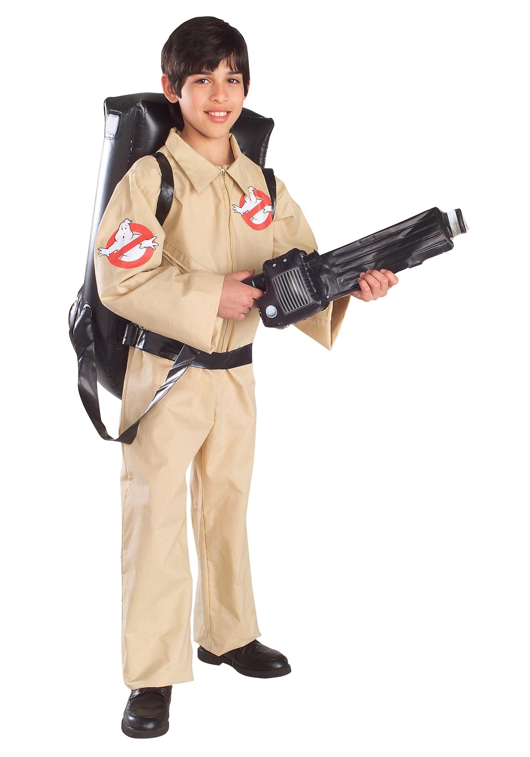 Kids Classic Ghostbusters Costume   80s Movie Costume
