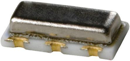 Murata CSTCR4M00G55-R0 , Ceramic Resonator, 4MHz Shear 39pF, 3-Pin Cap Chip, 4.5 x 2 x 1.15mm (10)