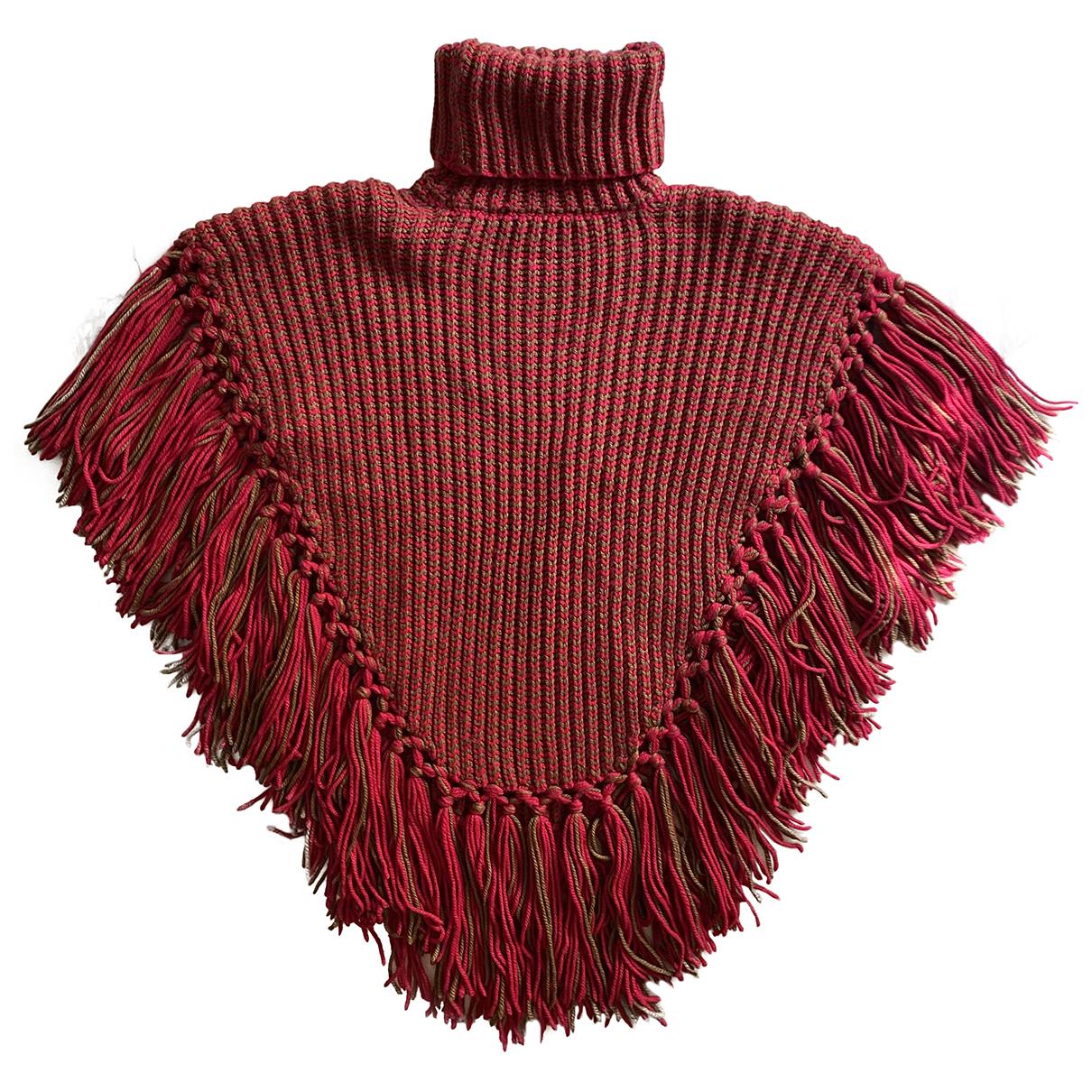 Miu Miu - Manteau   pour femme en laine - camel