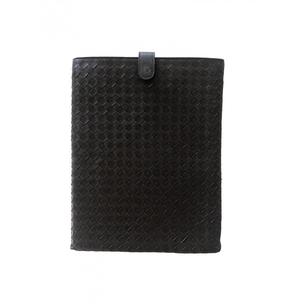 Bottega Veneta - Accessoires   pour lifestyle en cuir - marron