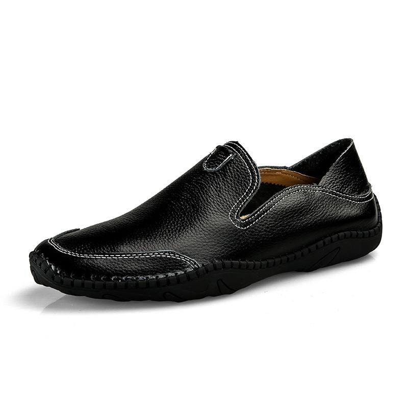 Ericdress PU Slip-On Round Toe Men's Comfortable Loafers