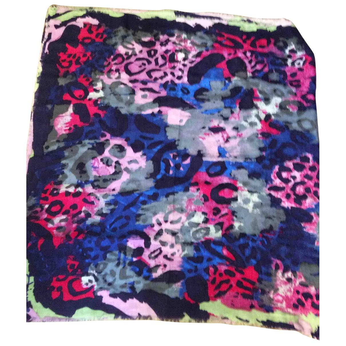 Diane Von Furstenberg \N Multicolour Wool scarf for Women \N