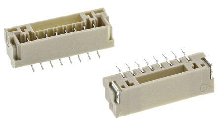 JST , GH, 8 Way, Straight PCB Header (5)