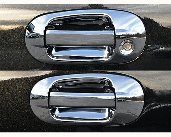 Quality Automotive Accessories ABS | Chrome Door Handle Cover Kit Lincoln Navigator 2010