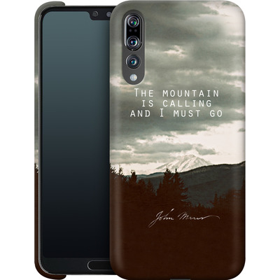 Huawei P20 Pro Smartphone Huelle - The Mountain Is Calling von Leah Flores