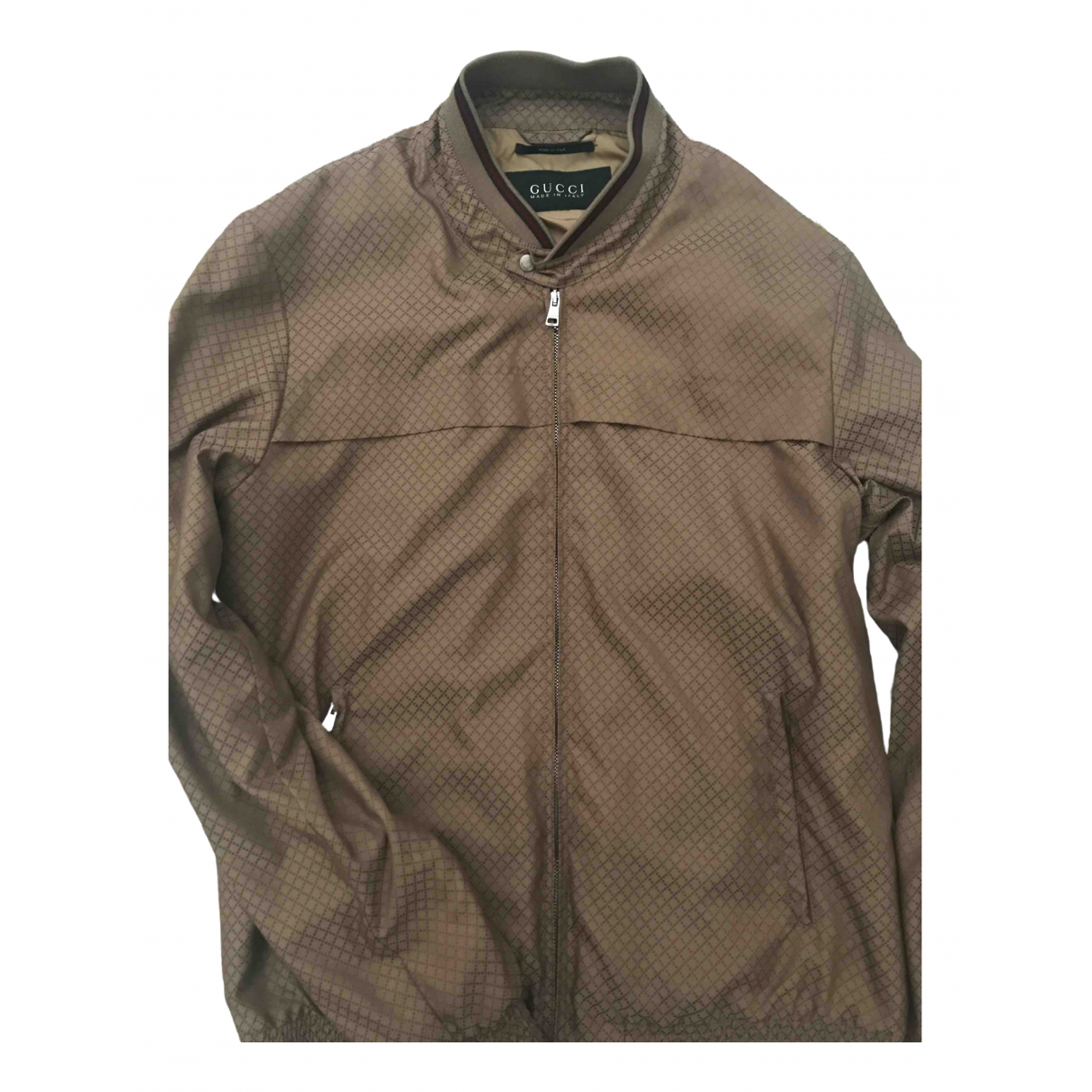 Gucci \N Brown jacket  for Men 50 IT