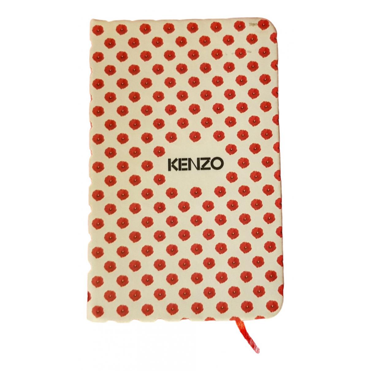 Kenzo - Objets & Deco   pour lifestyle en bois - blanc