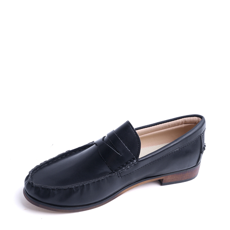 Yoins Black Casual Slip-on Loafers
