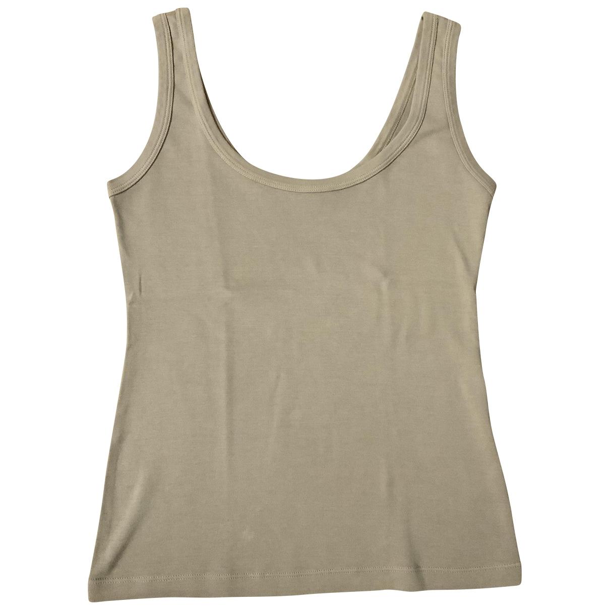 Aspesi \N Beige Cotton  top for Women S International