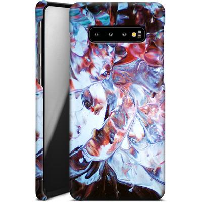 Samsung Galaxy S10 Plus Smartphone Huelle - Macro 3 von Gela Behrmann