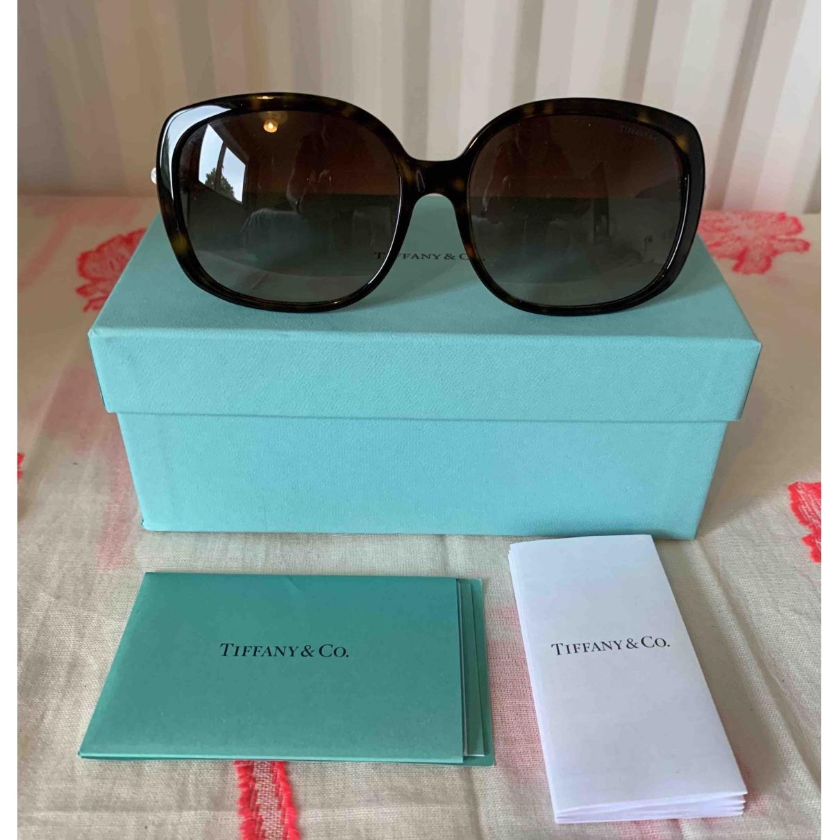 Tiffany & Co \N Brown Sunglasses for Women \N