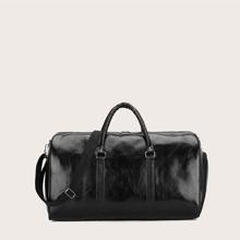 Men Minimalist Boston Bag