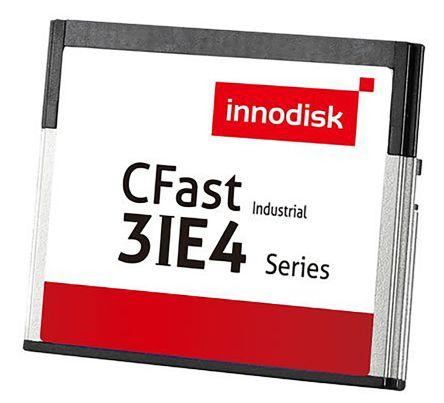 InnoDisk 3IE4 CFast Industrial 32 GB iSLC Compact Flash Card