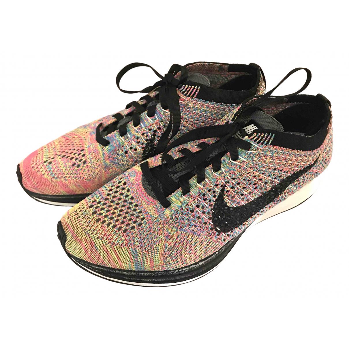 Deportivas Flyknit Racer de Lona Nike