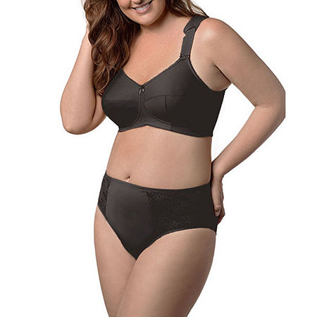 Elila Full Coverage Softcup, Ddd , Black