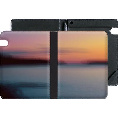 Amazon Kindle Voyage eBook Reader Huelle - Sea Sunset Abstract 2 von Joy StClaire