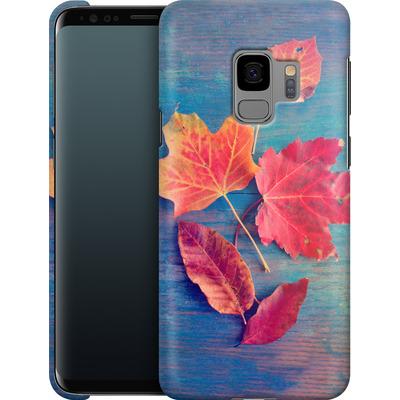 Samsung Galaxy S9 Smartphone Huelle - The Colors Of Autumn von Joy StClaire