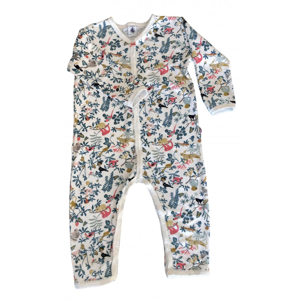 Petit Bateau - Les ensembles   pour enfant en coton - multicolore
