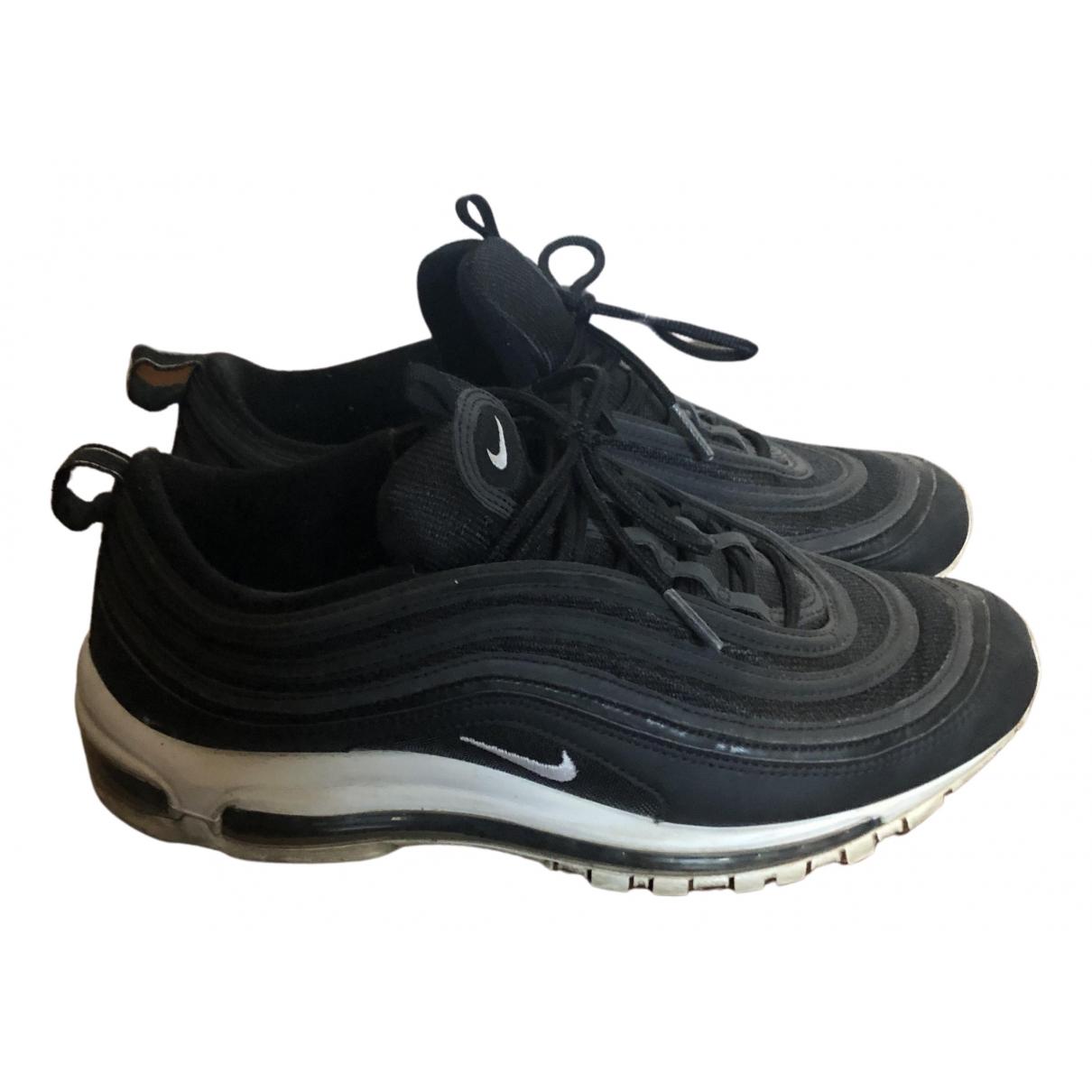 Nike - Baskets Air Max 97 pour homme - noir
