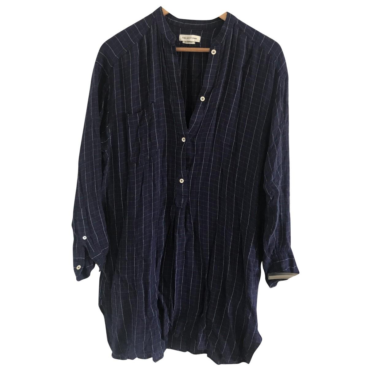 Isabel Marant Etoile \N Blue dress for Women 34 FR