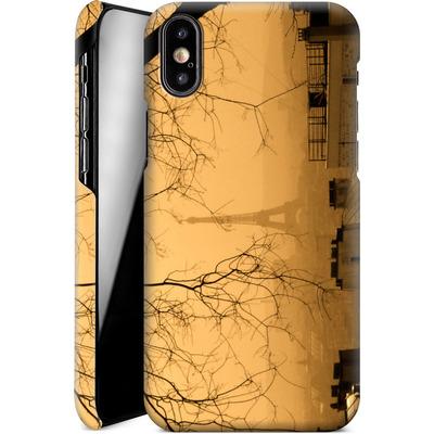 Apple iPhone XS Smartphone Huelle - Paris von caseable Designs