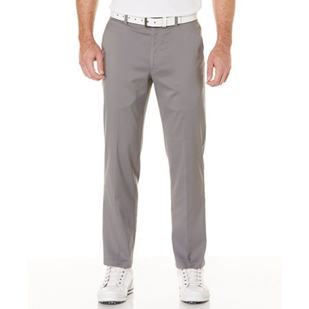 PGA TOUR Motionflux 360 Mens Classic Fit Golf Pant, 32 32, Gray
