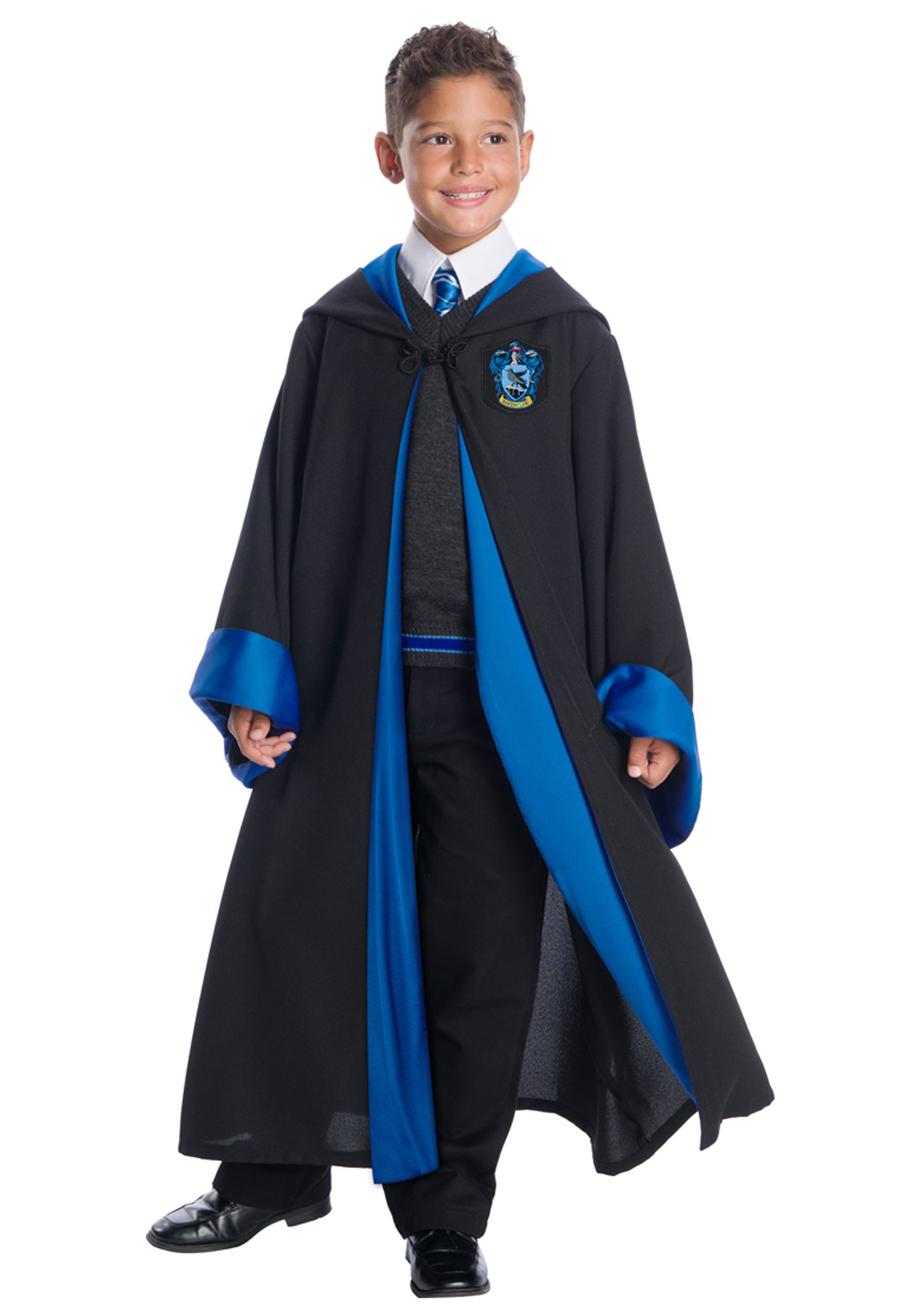 Deluxe Ravenclaw Student Costume for Kids