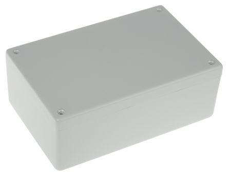 Hammond 1594, Grey ABS Enclosure, IP54, 167 x 107 x 64.9mm