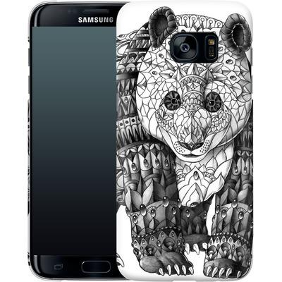 Samsung Galaxy S7 Edge Smartphone Huelle - Panda von BIOWORKZ