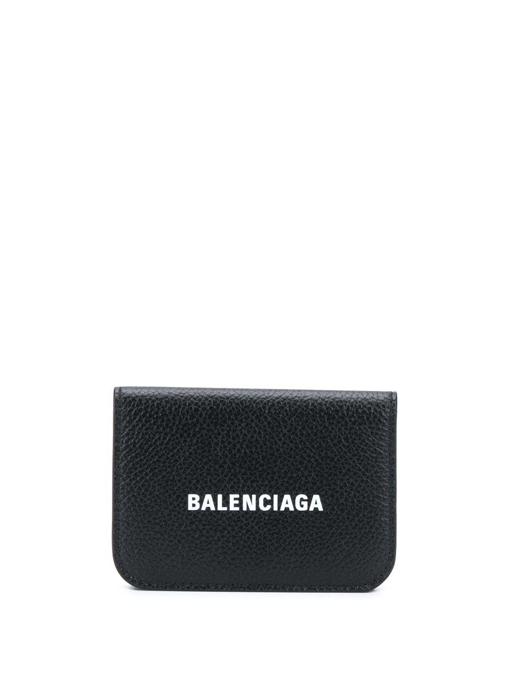 Cash Leather Mini Wallet
