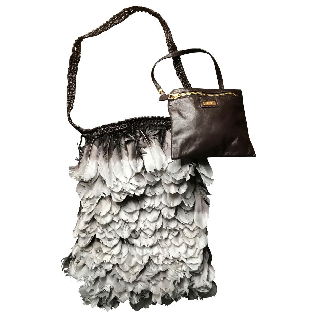 Tom Ford \N Brown Leather handbag for Women \N