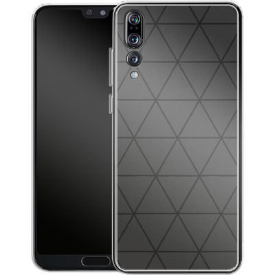 Huawei P20 Pro Silikon Handyhuelle - Ash von caseable Designs