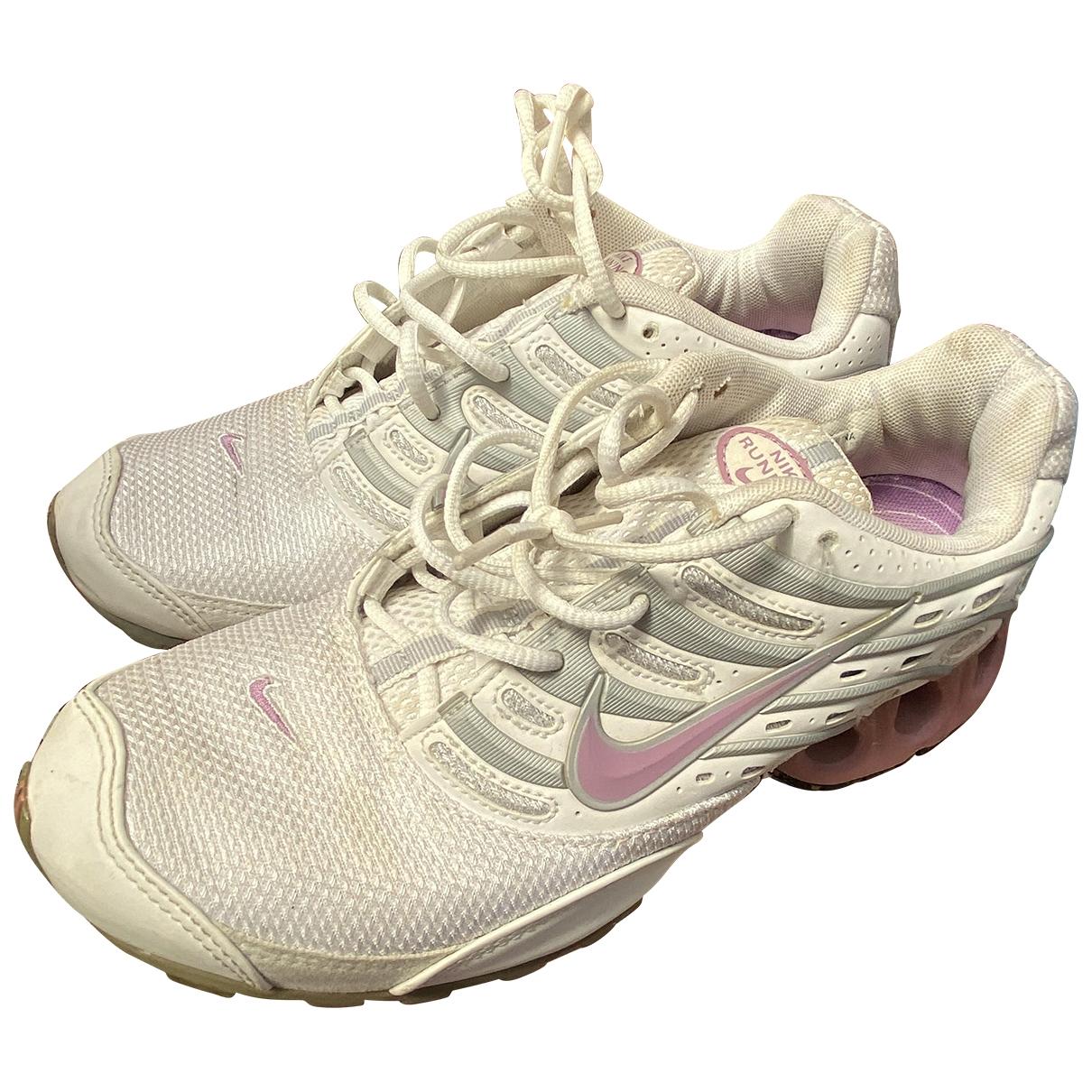 Nike - Baskets   pour femme - blanc