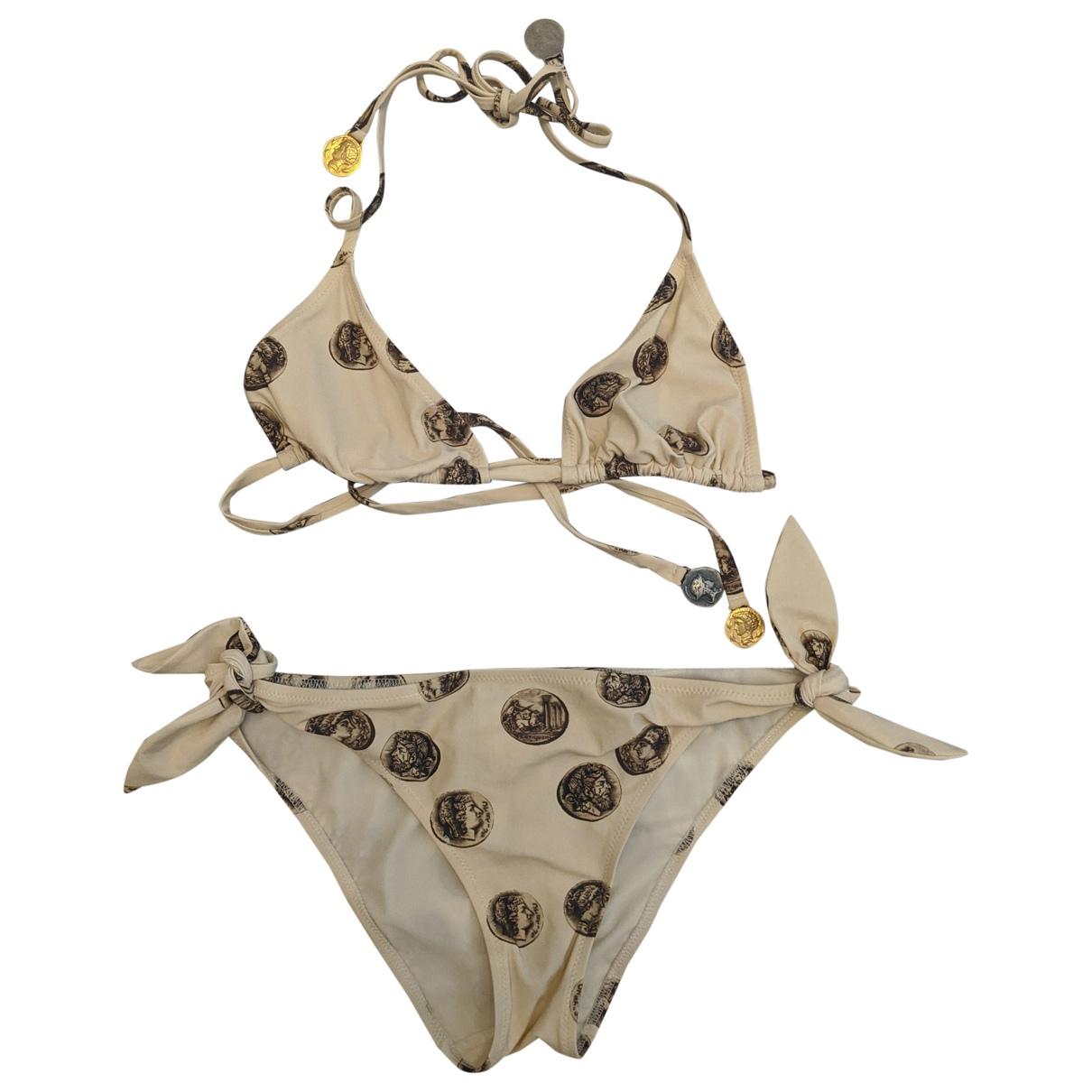 Dolce & Gabbana \N Beige Swimwear for Women 40 FR