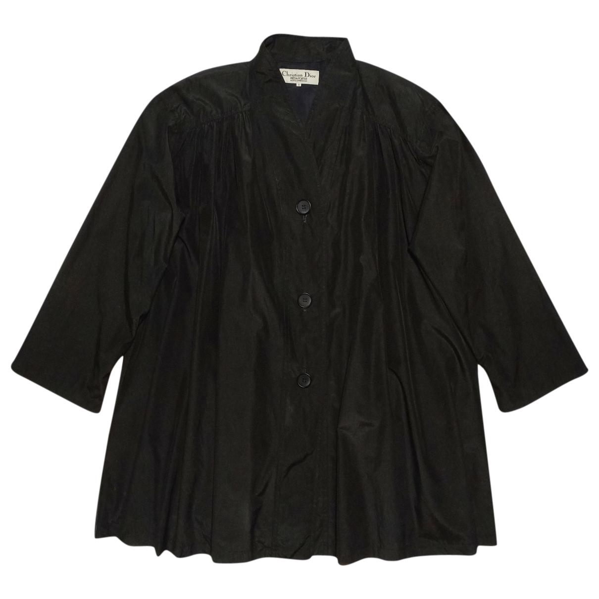 Dior \N Black Cotton jacket for Women L International